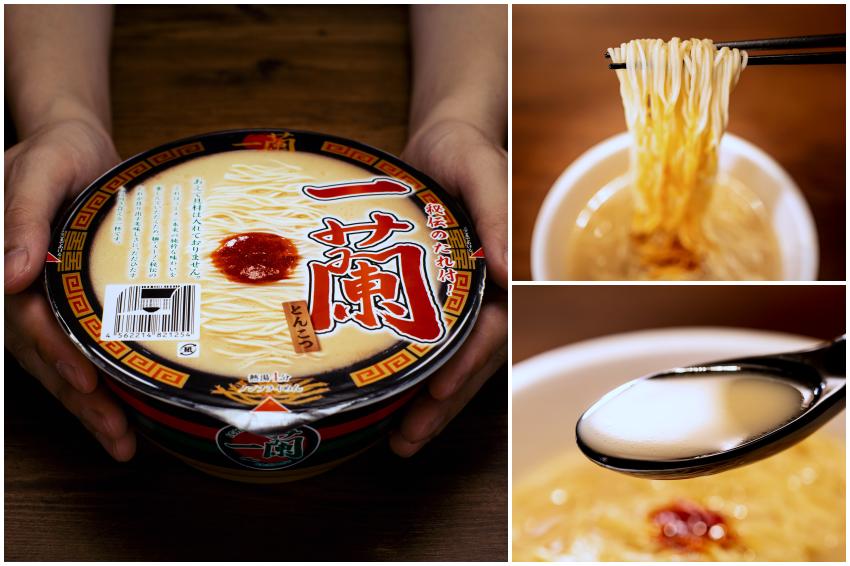日本上市瘋搶的「一蘭 豚骨拉麵」強勢登台!5月14日不見不散、正式開賣!