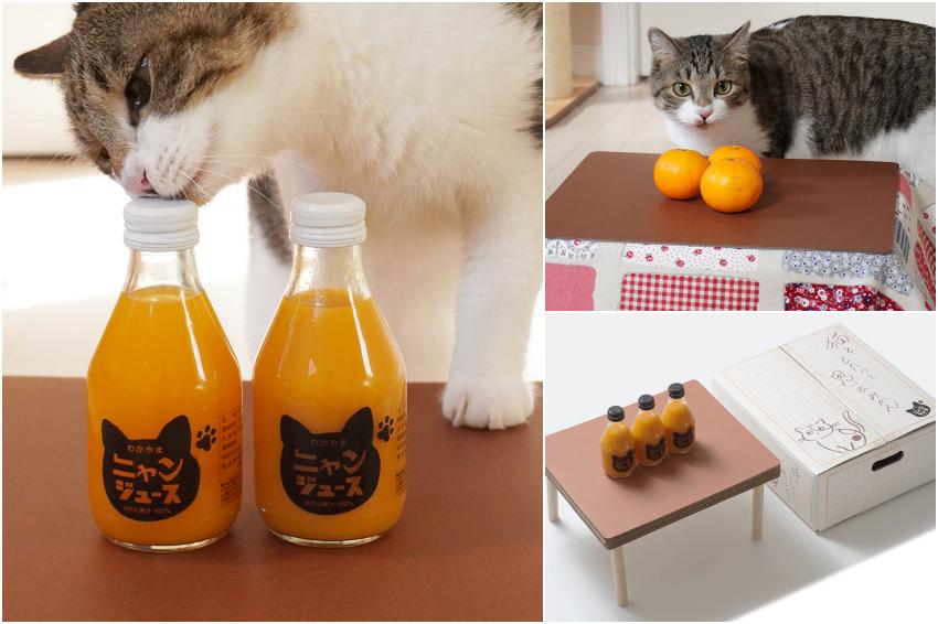 喝果汁也能救貓咪?因疫情滯銷的7200公升果汁,「雞肉店」一出手竟帶來前所未有熱銷好成績!