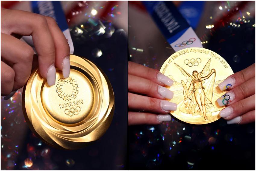 你不知道的東奧獎牌秘辛!金牌僅值O萬日幣?獎牌重量竟跟OO一樣重!