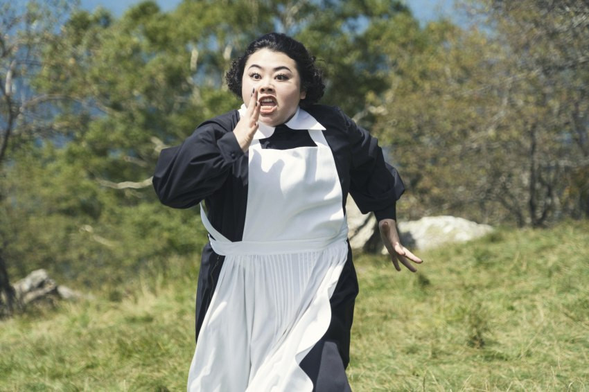 渡邊直美演出《約定的夢幻島》超拼命,踩到大便慘摔直喊:根本是地獄!