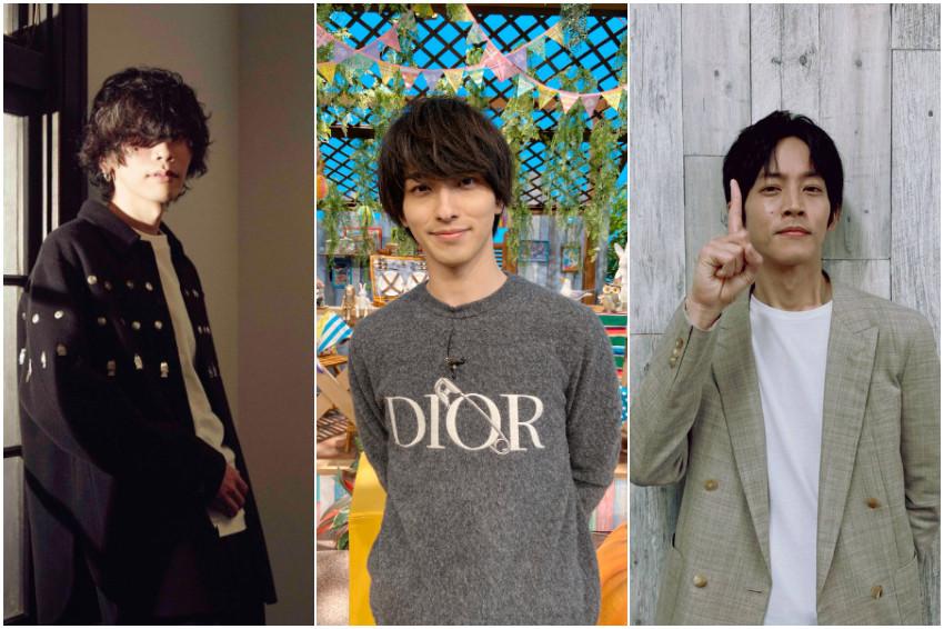 橫濱流星、松坂桃李竟然都是本名!盤點本名比藝名還閃亮的男藝人