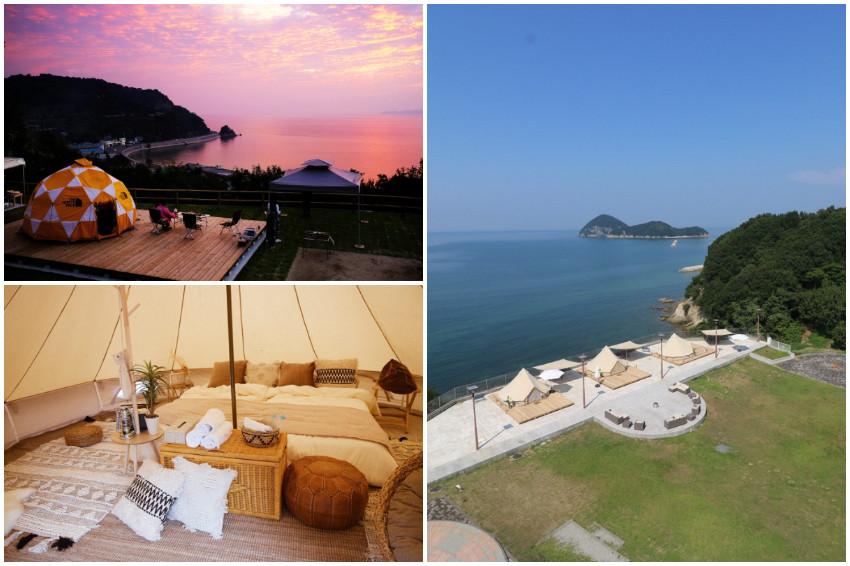 悠閒眺望瀨戶內海!香川縣2大豪華露營地擁抱無敵海景,奢侈享受來這裡就對了!