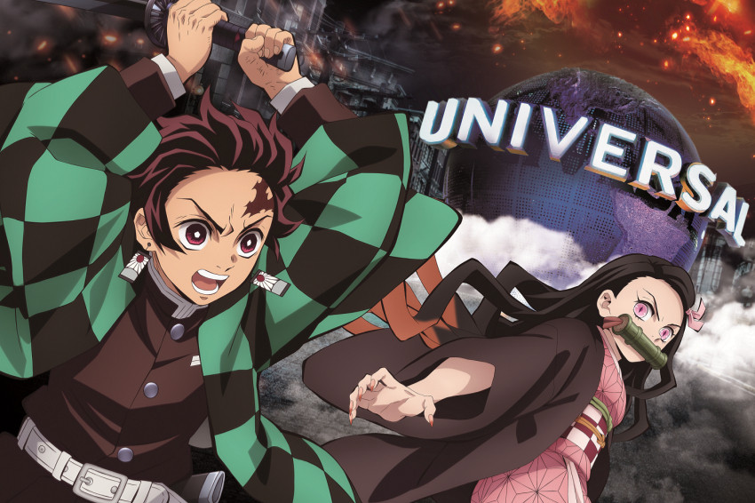 USJ之呼吸!大阪環球影城宣佈與《鬼滅之刃》合作推出超狂企劃,經典場景、原創周邊要嗨翻鬼滅迷!
