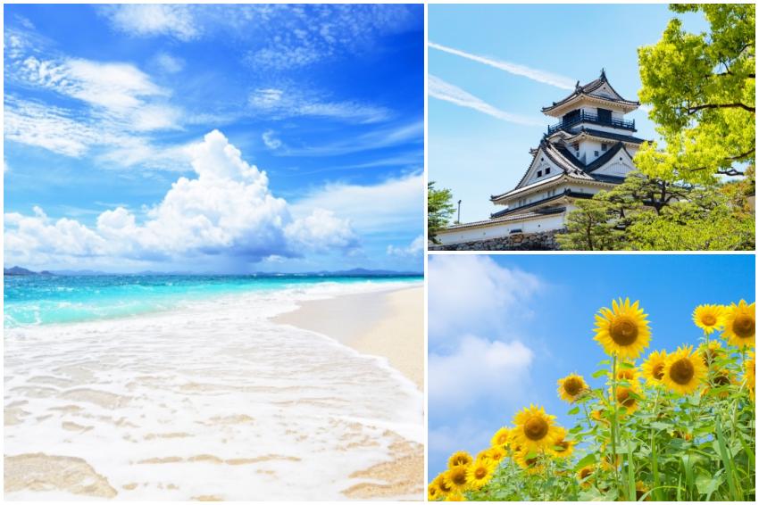 【徵稿抽獎】曬出你在日本夏季的回憶!海邊、花海、藍天白雲全不設限,高級旅宿和現金等你來抽!