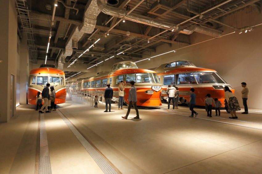 鐵道迷久等了!小田急「浪漫特快博物館」2021年4月19日正式開幕,豐富體驗設施適合帶著孩子一同前來。
