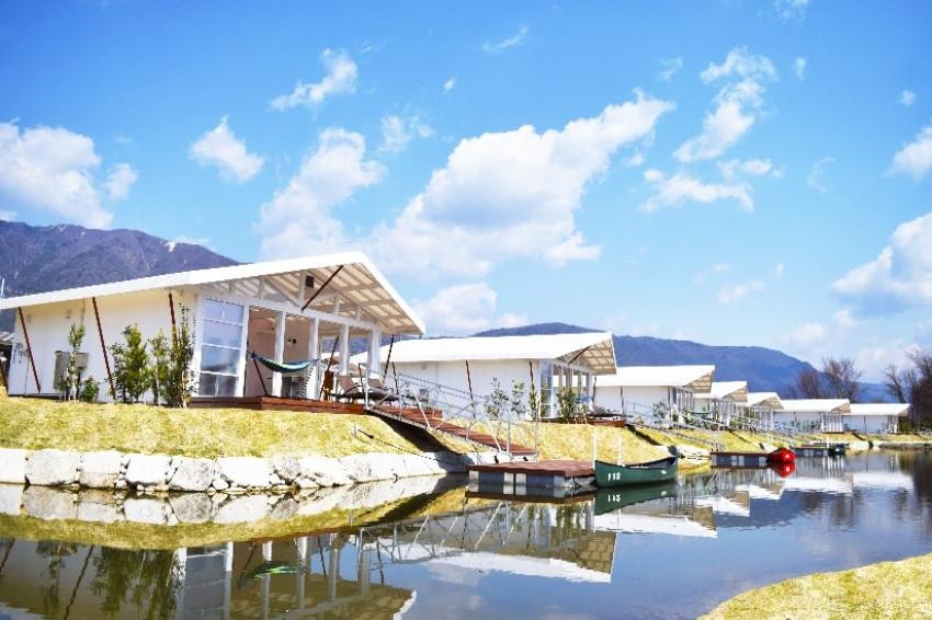 避暑新選擇就到日本最大湖泊琵琶湖!全新渡假區「Everglades琵琶湖」2021年4月盛大開幕!