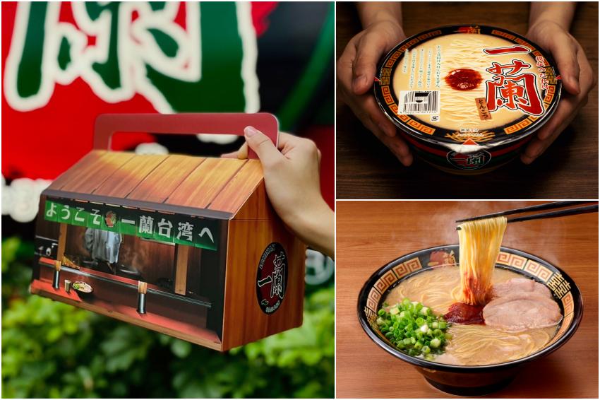 一蘭拉麵創意爆棚!推出「屋台拉麵」禮盒,以創始店「那之川店」為原型喚醒饕客回憶