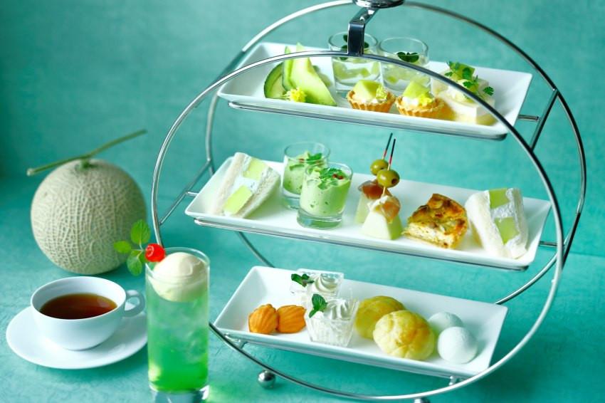 超重的哈味!東京新宿小田急飯店Century Southern Tower隆重推出「哈密瓜豪華下午茶」!水果之王,等你來挑戰!