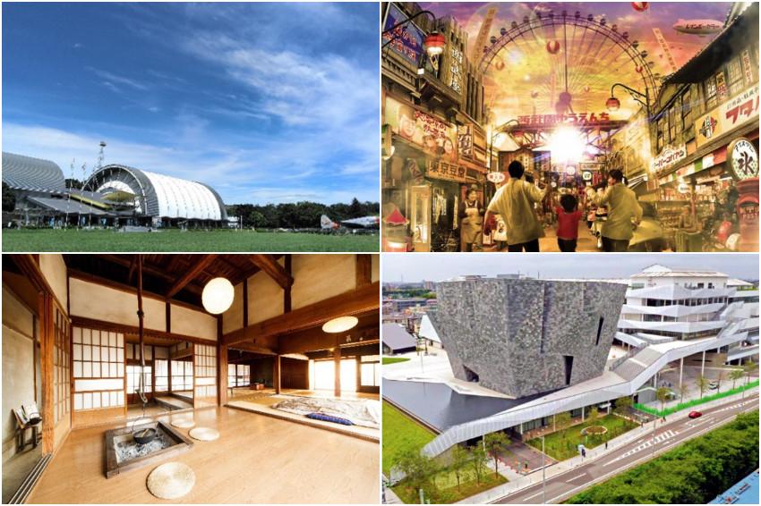 賞景、吃美食、體驗文化,到埼玉縣所澤市這樣玩就對了!