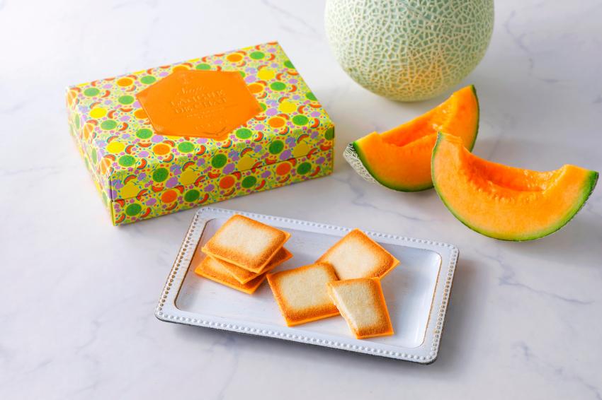 白色戀人姊妹品登場!北海道買不到的傲嬌「哈密瓜戀人」準備制霸夏季甜點市場!