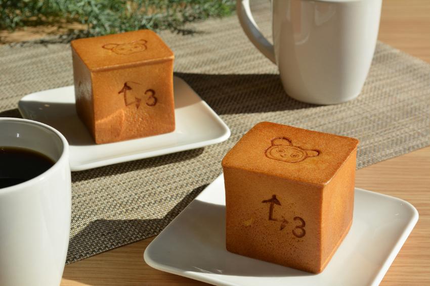 文明堂東京祭出「下午3點紅豆麵包」,麵包上的指針隨時提醒你該吃下午茶啦~