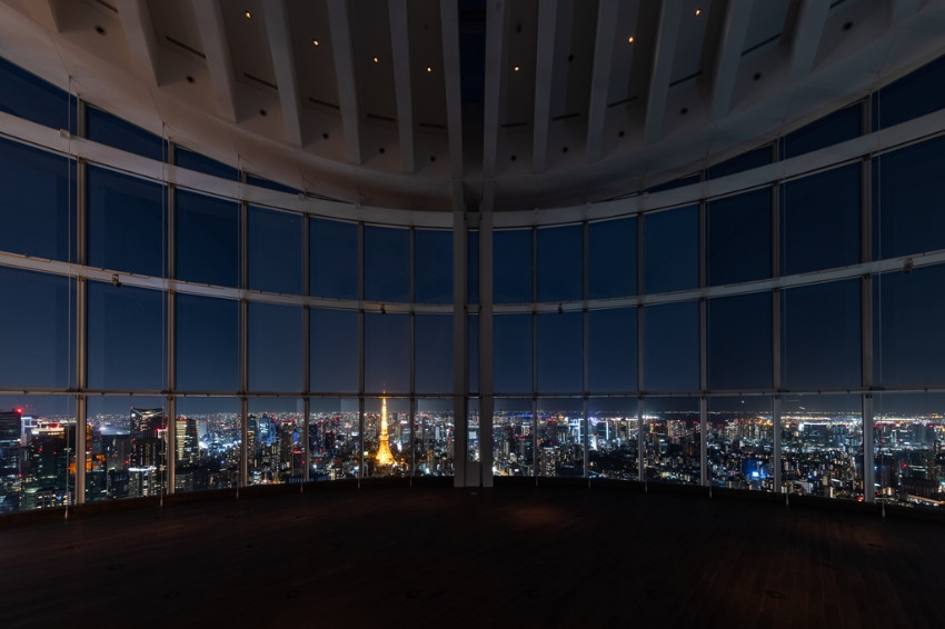 六本木之丘森大廈室內展望台Tokyo City View,360度零死角的無敵夜景還有超人氣展覽等你來逛!