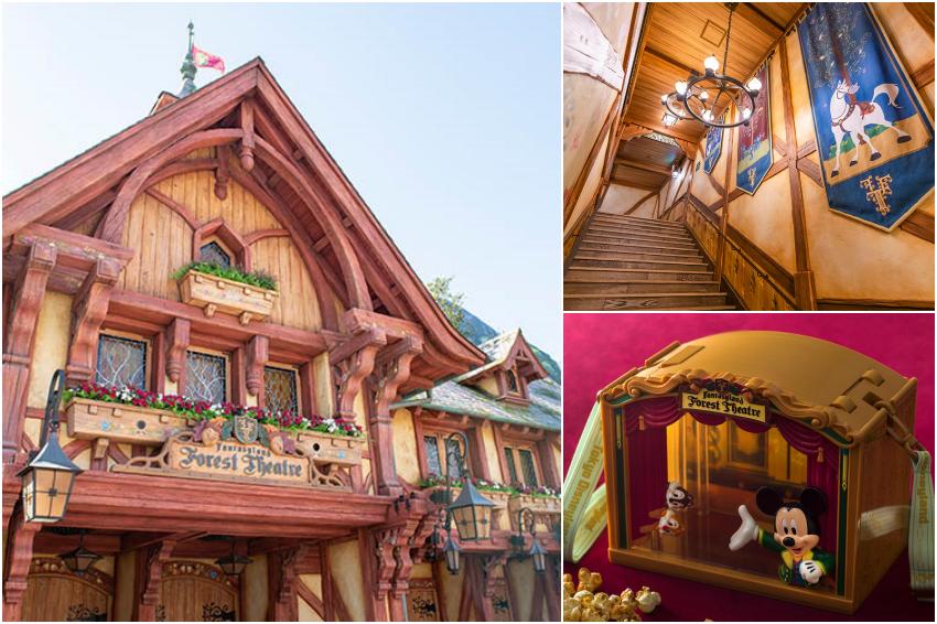 東京迪士尼樂園首座歌劇院誕生!「夢幻樂園森林劇場」正式開幕,超精緻歌劇爆米花桶不入手絕對後悔一輩子!