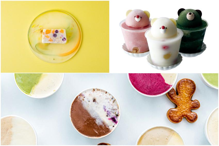 夏季必吃的網美系甜點、冰品出列!超萌的熊熊冰淇淋、懷舊風玉蒟蒻等繽紛甜點,一次滿足味覺與視覺