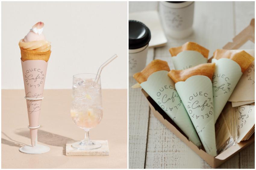 白桃冰品溫柔降臨!日本精緻睡衣品牌「gelato pique」旗下咖啡店新作!夏季期間限定,絕美雪糕、奶凍冰沙,超想拍照炫耀!