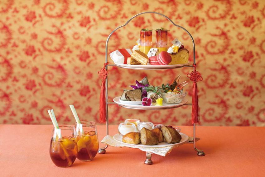 台灣粽進駐日本高級飯店!東京麗嘉皇家酒店全新「世界級」下午茶,台灣古早味蛋糕×鳳梨酥,準備攻占日本名流貴婦的味蕾!