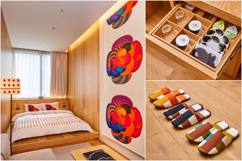 無印良品旅館「MUJI HOTEL GINZA」打造藝術畫廊房型!用品還能帶走,逼人想打開任意門直接前往!