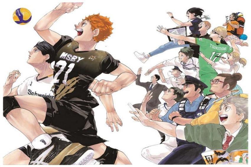 蹲得低才跳得高!從《排球少年》10個最感動的名場面,把你的人生觀一次找齊!