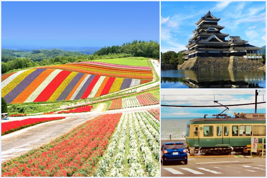 疫情過後你最想到哪玩?日本人最想去旅行的日本縣市前5名票選出爐!