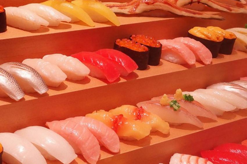 東京握壽司吃到飽,銀座、神樂坂隱藏名店全網羅!4千日幣有找,就算不改名鮭魚也可以大啖黑鮪魚軍艦!