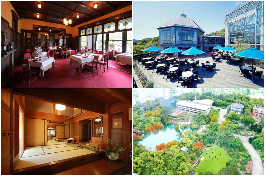 神戶景點/神劍闖江湖拍攝地、大正浪漫的百年洋風宅邸,各具特色庭園美不勝收!