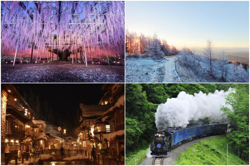 搭乘JR東日本列車到訪超夯動漫聖地,趕快收藏起來下次一定要去踩點打卡!