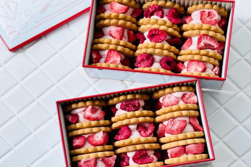 少女心爆棚!日本華麗系甜點大集合!從包裝到甜點本身都精緻不行,送給好姐妹的伴手禮就買這幾款