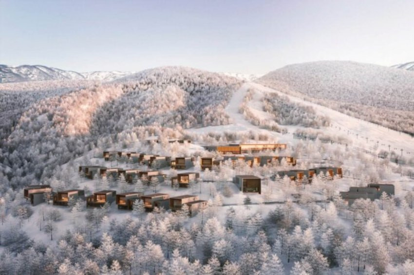 北海道夢幻絕景度假村「AMAN NISEKO」2023年開幕!約定好到時就住這裡賞雪泡溫泉
