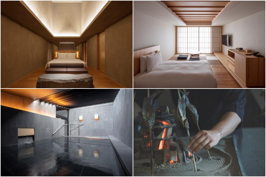 熱海質感溫泉旅宿「SOKI ATAMI」,可坐在和風茶寮遠眺海上煙火,也可直接在房內泡湯!靜岡舒活自助旅行最佳新選擇!