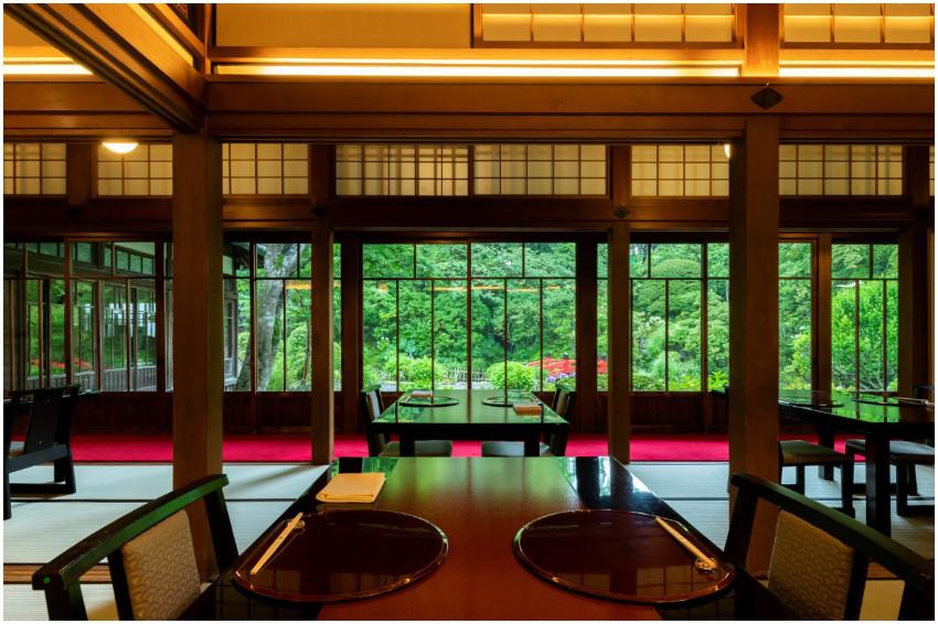來去皇室宅邸吃午飯!神奈川縣登錄有形文化財「舊御用邸菊華莊」當季日本料理「獻上御膳」提供開始!