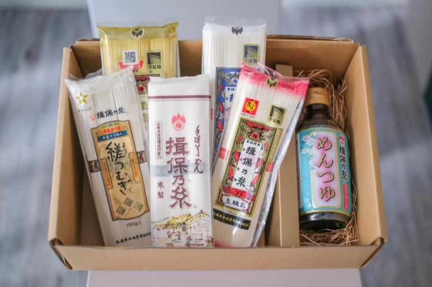 日本第一手延素麵「揖保乃系」正式抵台,搶先過日本七夕素麵吃起來!