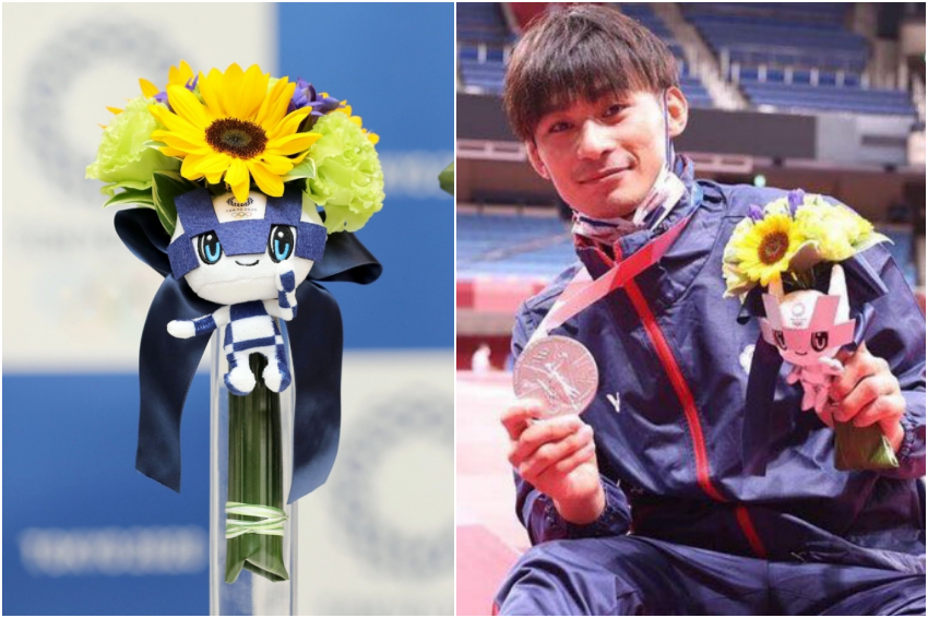 東京奧運/「勝利花束」背後藏洋蔥!乘載311震災父母對逝去孩子的思念