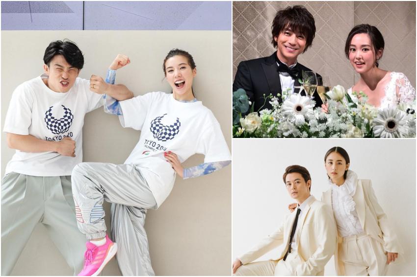 不只新垣結衣和星野源!盤點日本14對假戲真做的銀色夫妻檔,一堆經典日劇都變成「我愛紅娘」了!