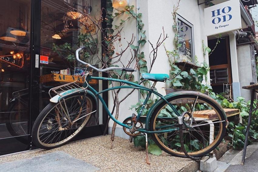 大阪網紅甜點再加一!提拉米蘇吐司,席捲 #大阪咖啡廳 Tag的爆紅咖啡廳「HOOD by Vargas」
