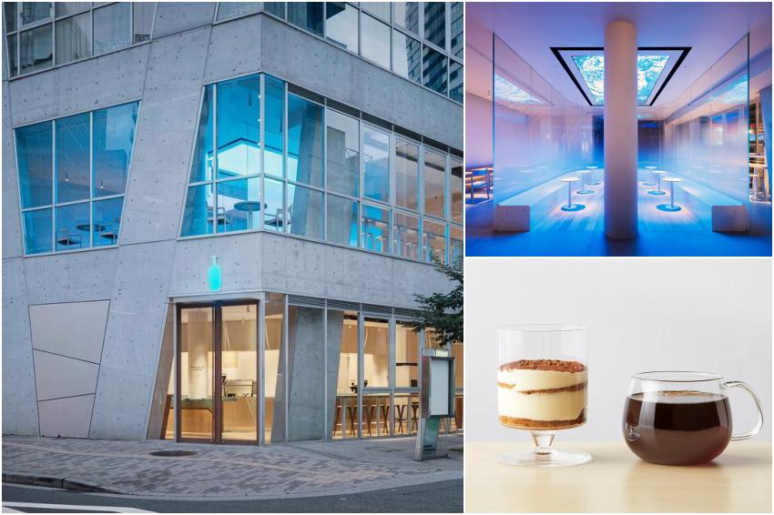 藍瓶咖啡首度進駐大阪就引爆話題!梅田茶屋町店創全球首間體驗型Lounge,限定提拉米蘇這裡才吃得到!