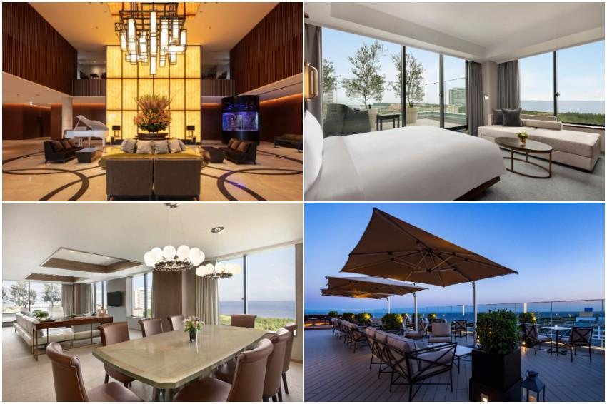 俯瞰無敵海景的高級享受!東京灣凱悅酒店全新開幕, 350 間客房打造療癒城市綠洲