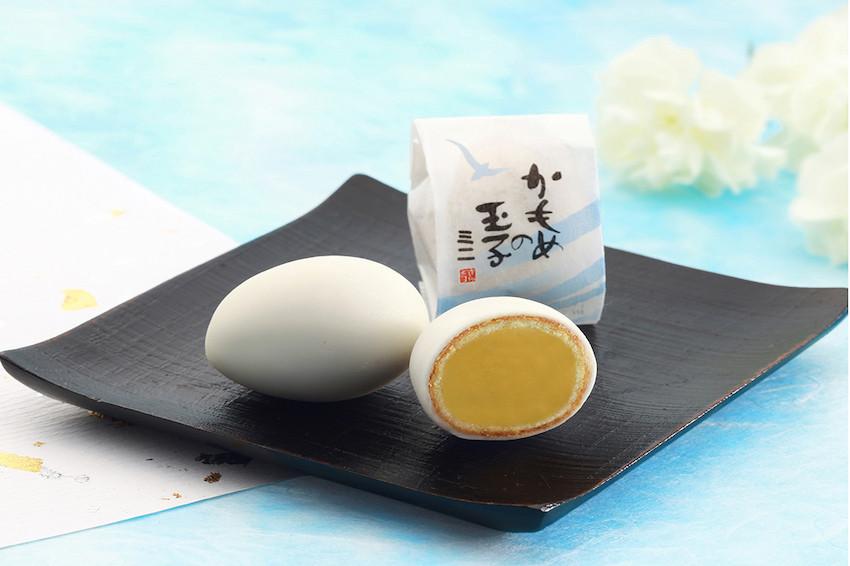 東北必吃名物!爆漿「豪華海鷗蛋」,超吸睛溫泉蛋造型,日本人仙台瘋搶的必買土產,不容錯過!