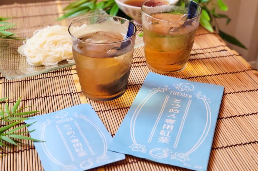 味覺新享受!日本社群爆紅的「素麵專用紅茶」超清爽口感一定要試!三大品嚐方法一次告訴你
