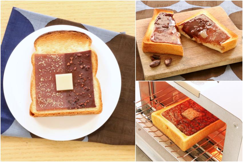 這才是正確開箱方式!京都老字號龜屋良長推出「巧克力羊羹吐司」,美味新吃法小心燙嘴!