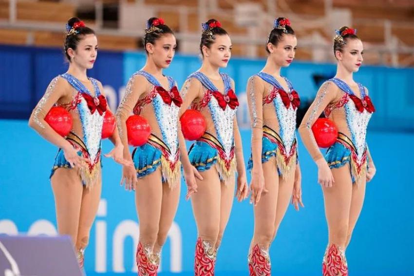 東京奧運/《美少女戰士》體操團登場,嗨翻全球動漫迷!網友直呼:「我的童年回來了」