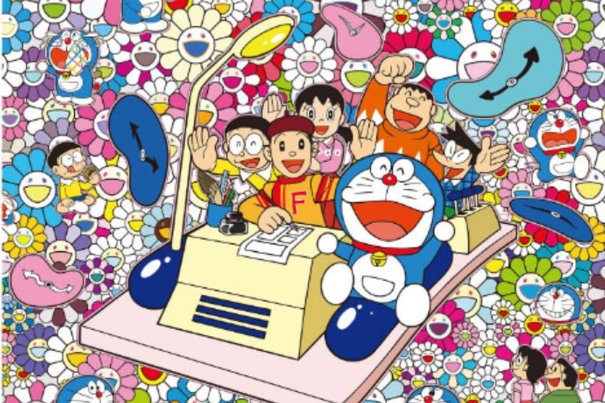 奈良美智、蜷川實花都參一咖!「THE哆啦A夢展KYOTO 2020」今年7月將開幕,當代藝術家創作的哆啦A夢全齊聚一堂