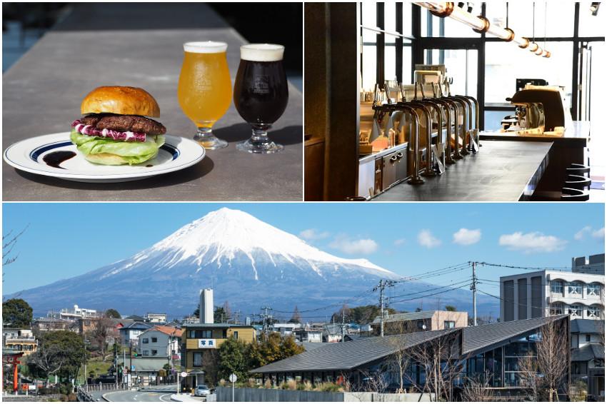 全新富士山景咖啡店!手工職人啤酒「Mt. Fuji Brewing」店鋪內新設,日本必朝聖連鎖咖啡「tully's coffee」,就在本宮淺間大社旁!