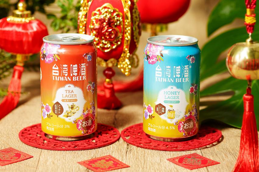 台灣人竟然喝不到!「台啤紅茶拉格」、「龍眼蜜拉格」唯美包裝日本LAWSON限定開賣,敲碗求引進!
