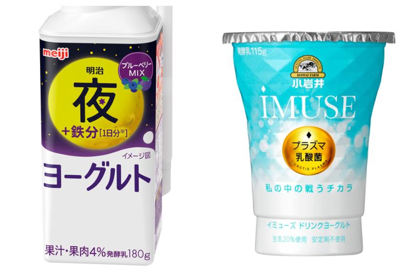 日本超市必買!8款日本SNS大推的超市機能優酪乳,各種營養一次補齊