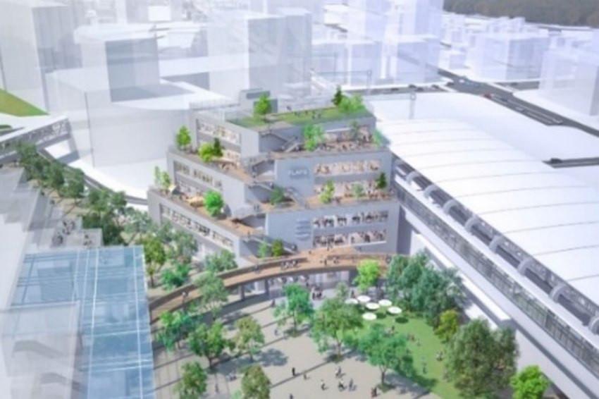 千葉不無聊!高島屋打造,全館使用再生能源,大型複合商業設施「流山Okata之森S・C FLAPS」盛大開幕!無印良品、高級吐司「麥乃」進駐!