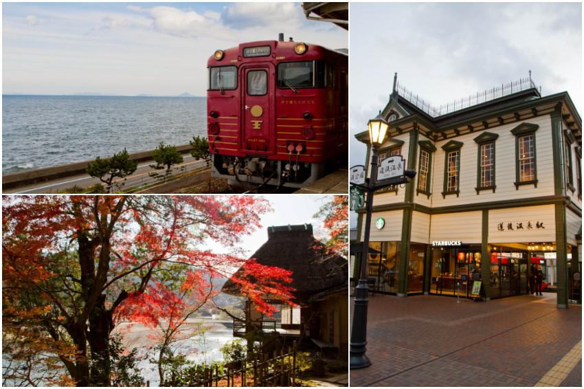 搭著渡輪玩轉九州四國/台北直飛超方便!到愛媛縣搭觀光列車、逛老街、吃鯛魚,開心玩透透!