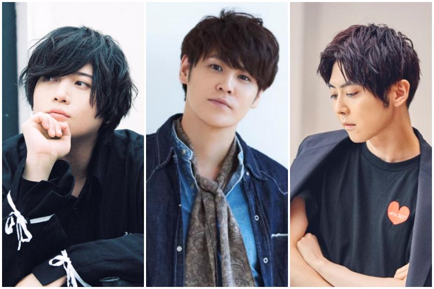 靠聲音吃飯顏值卻超高!日本14位人氣帥哥聲優,每一位上雜誌封面都不意外!