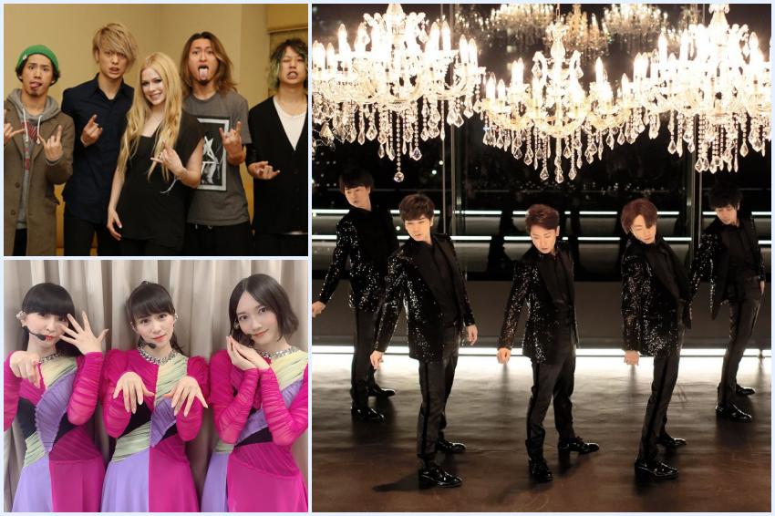 誰比他們有面子!6組和西洋A咖明星合作的日本歌手,這星光閃到我睜不開眼