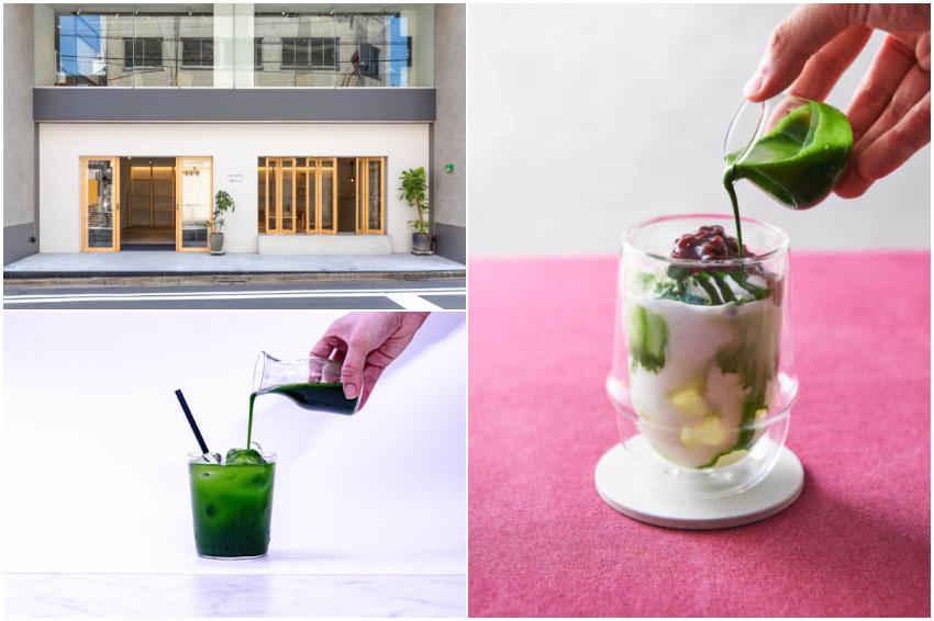 抹茶控必訪!京都宇治歷史悠久製茶廠「山政小山園」打造的頂級抹茶咖啡廳「ATELIER MATCHA」就在東京日本橋,多款高品質抹茶飲品、甜點不吃會後悔