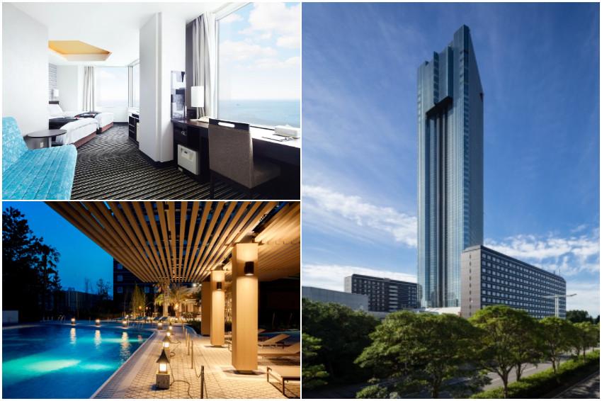 一晚4千日幣!地表最高CP值,天際線觀景飯店「東京Bay幕張 APA」,前身為王子集團,客房豪華程度超乎想像!奢華大浴場也不可錯過!